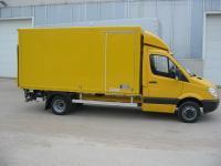 Painted Cargo Van body kit