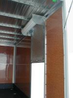 SÉRIE 2201 - boční roletové dveře
