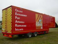 FRP Kit pompieristico