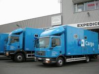 Mobile service shop