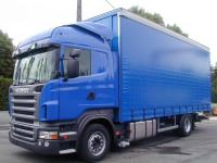SERIES 2903 - curtain sider truck