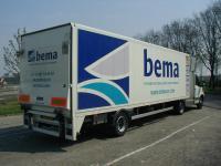 Cargo Van semi-trailers