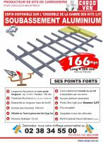 Soubassement aluminium